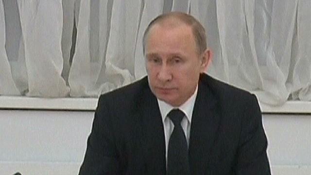 Putin vows 'annihilation' of terrorists