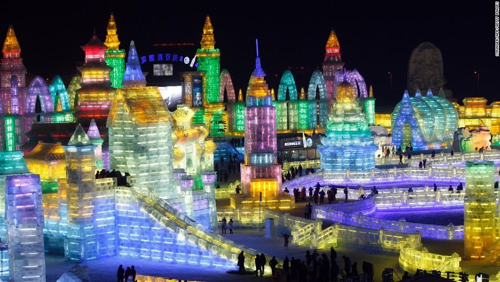 Ice Palace - Wonder Subtly Crushing Us
