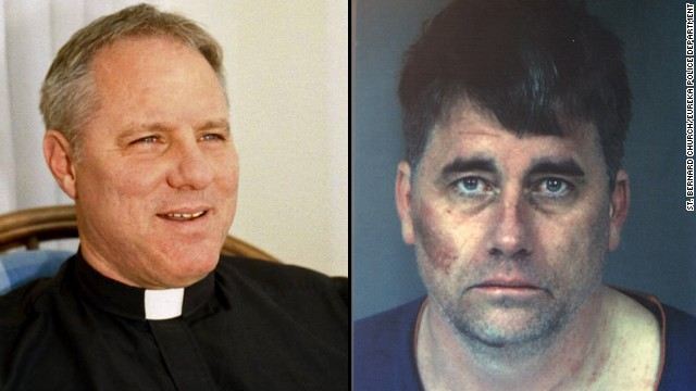 Suspect arrested in priest's killing