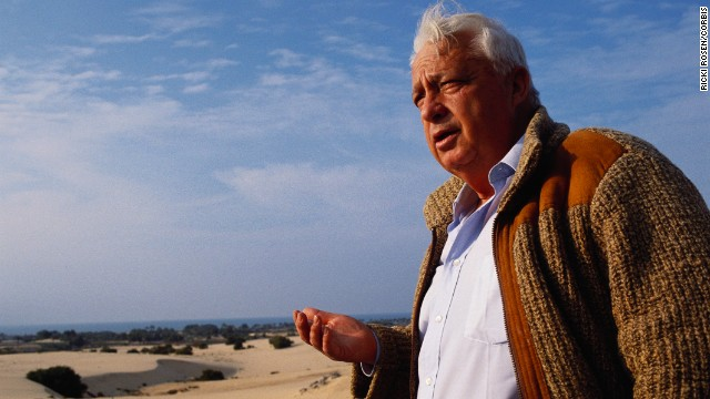 Ariel Sharon has died