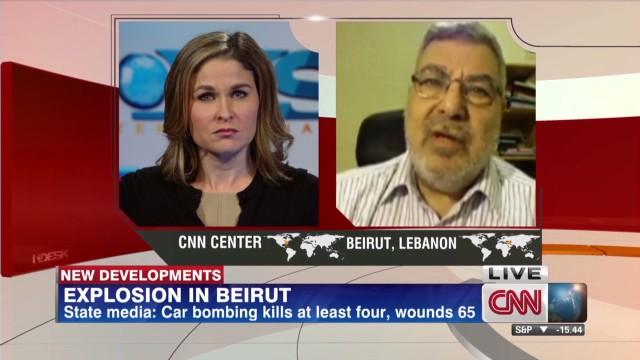 Violence in Lebanon
