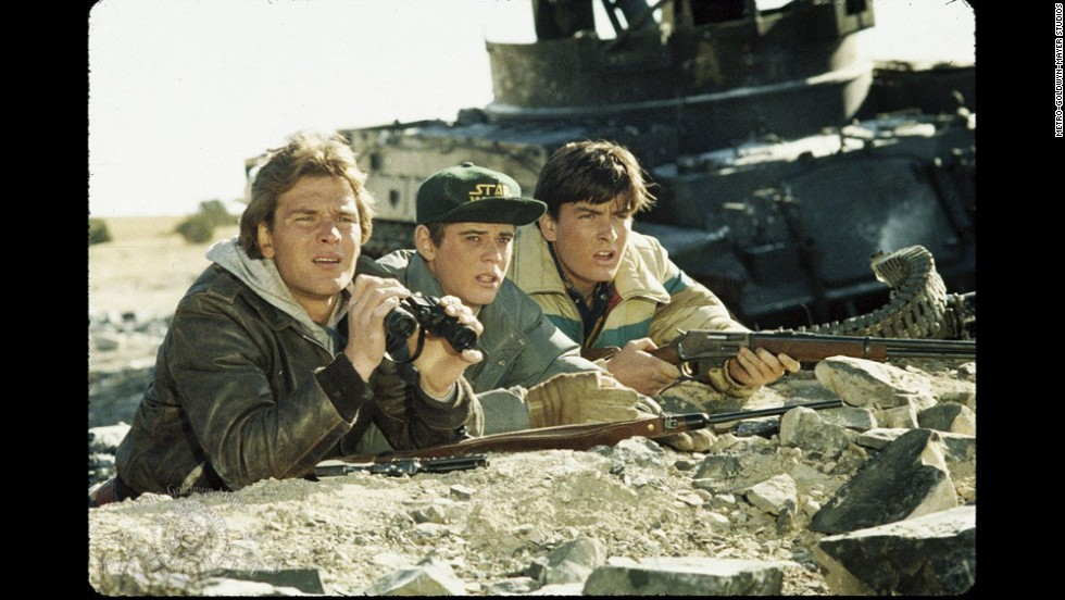 "<strong>""Red Dawn""</strong> (1984)"