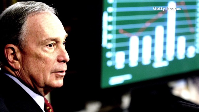 The business of being Mike Bloomberg
