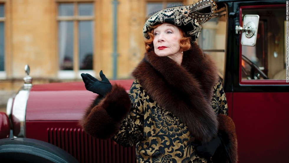 Shirley MacLaine makes occasional cameos as Cora's mother, Martha Levinson, visiting from America.