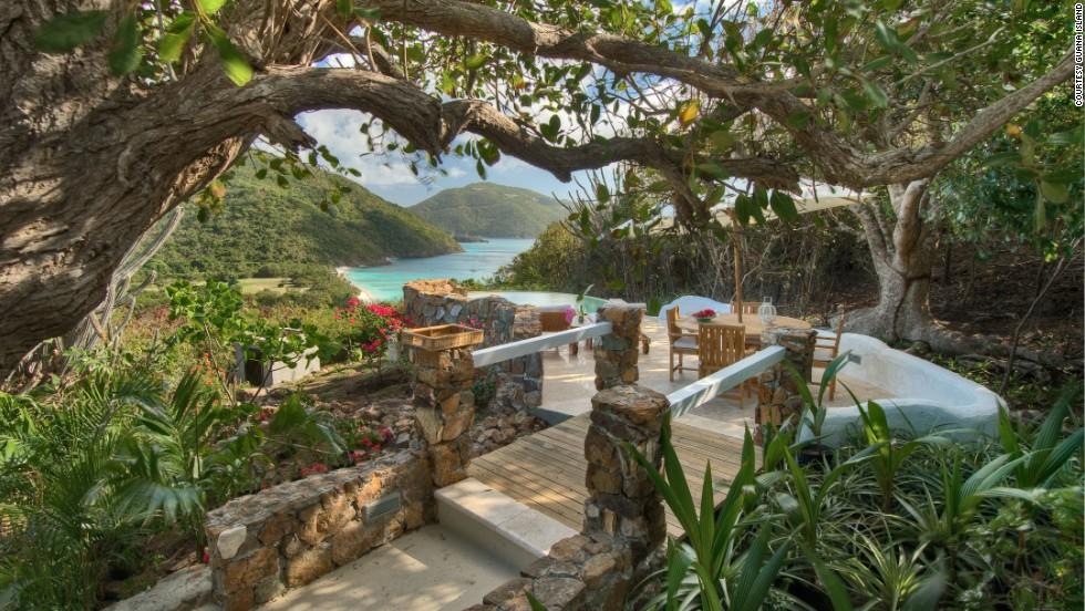 The 850 acres that comprise the British Virgin Island of Guana are home to more than 50 bird, 14 reptile and 200 plant and insect species, not to mention the myriad sea creatures that inhabit its waters.