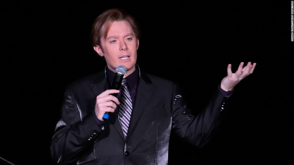 "Singer Clay Aiken of ""American Idol"" fame announced on Wednesday, February 5, 2014, that he'll seek the Democratic nomination to challenge Republican Rep. Renee Ellmers in North Carolina's 2nd Congressional District. Aiken is shown performing at Trump Taj Mahal in Atlantic City, New Jersey, in December 2012."