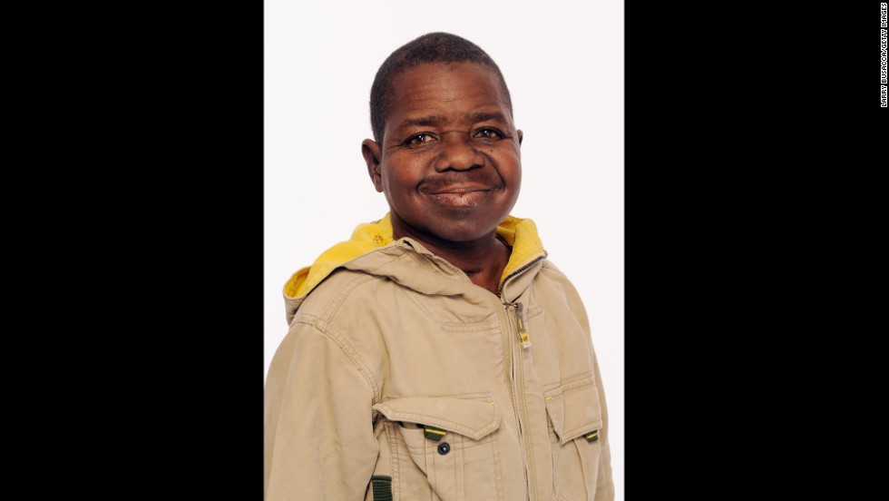 """""""Diff'rent Strokes"""" child star Gary Coleman put his name in the hat for governor of California in the much-publicized 2003 recall election that Arnold Schwarzenegger went on win."""