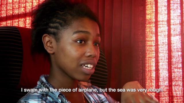 CNN Films 'Sole Survivor': Bahia's story