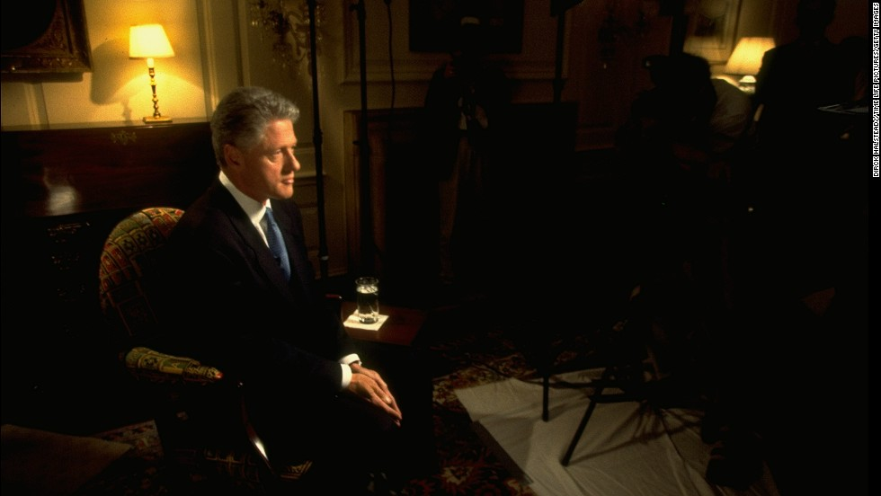 bill clinton essay