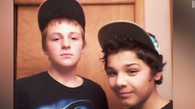 Boys' joy ride ends in tragic crash