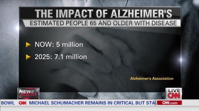 Study: Vitamin E slowed Alzheimer's