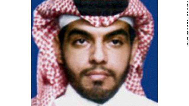 A Saudi man suspected of leading the Al-Qaeda-linked group Abdullah Azzam Brigades which claimed responsibility for an attack in November 2013 on the Iranian embassy in Beirut, on January 4, 2014.