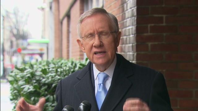 Reid: GOP 'foolishness'