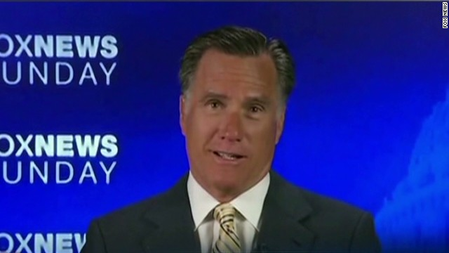 See Romney's reaction to MSNBC apology