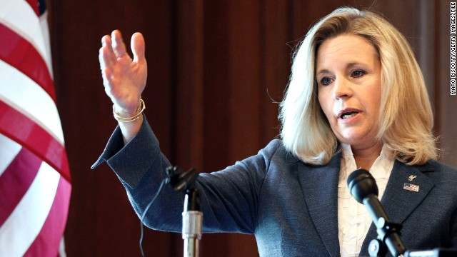 Liz Cheney to abandon Senate bid