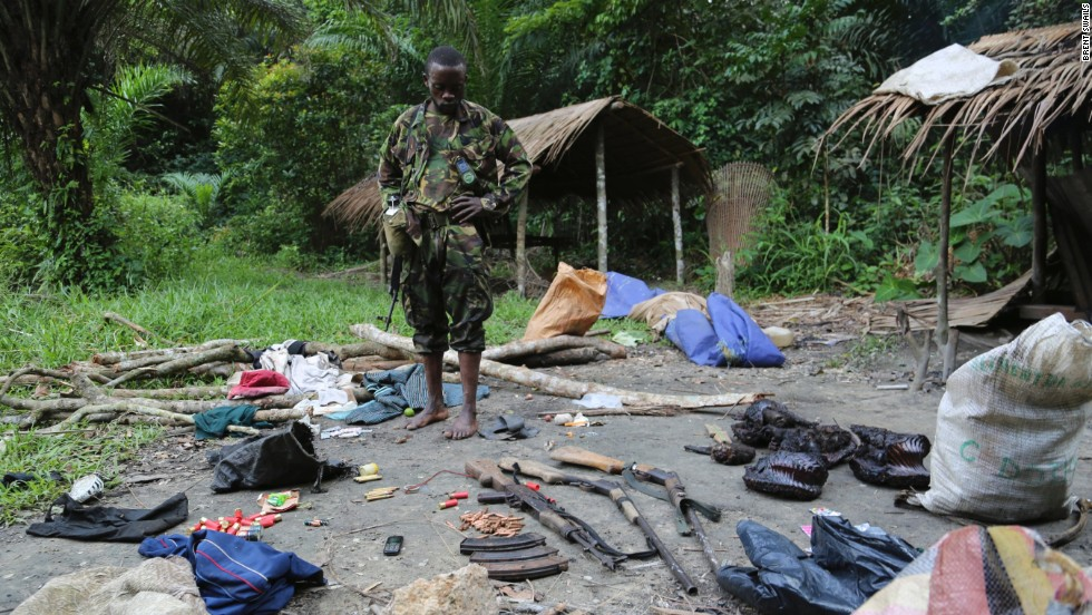 The unit raids an active poacher's camp, finding evidence of the gruesome practices.
