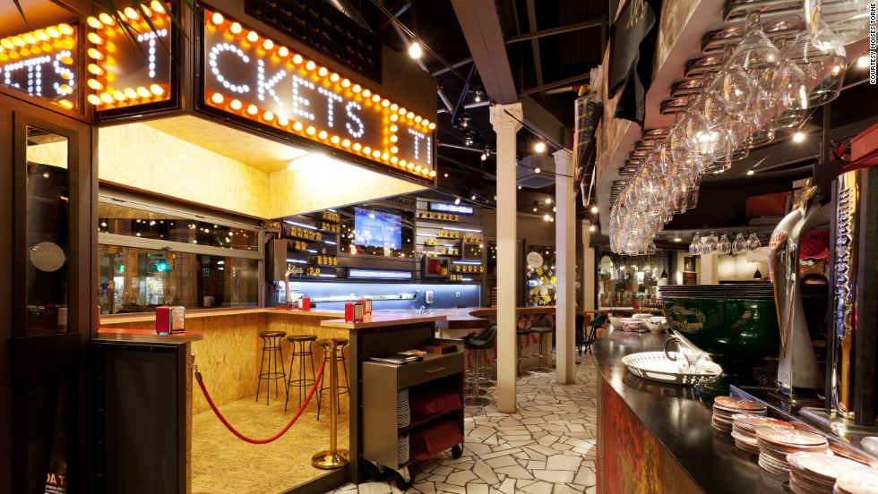 Like 41º Degrees, Tickets also opened in Barcelona in 2011 and received a Michelin star in November.