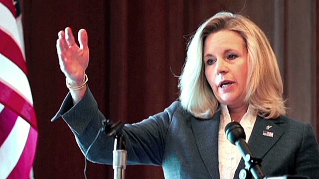 Liz Cheney drops Wyoming Senate bid