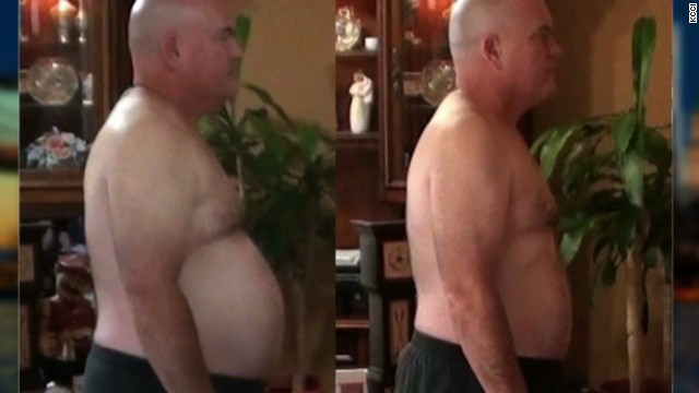Big Macs helped this guy lose 37 lbs