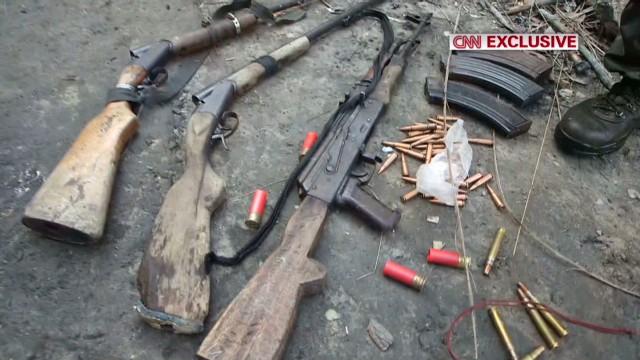 pkg damon congo poachers arrest_00005118.jpg