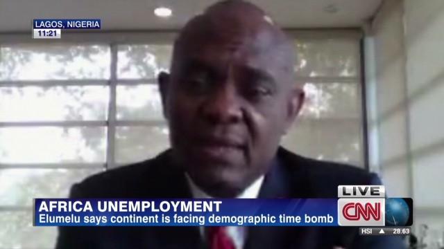 intv africa unemployment elumelu_00023911.jpg