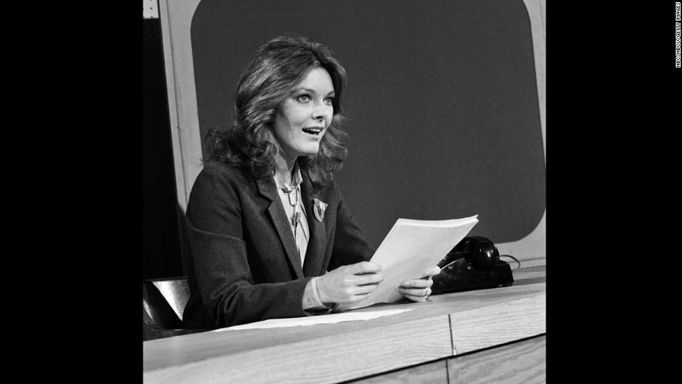 "Jane Curtin was an original cast member who helped make ""Weekend Update"" popular. After leaving in 1980, she found further fame on the sitcoms ""Kate & Allie"" and ""3rd Rock from the Sun."""