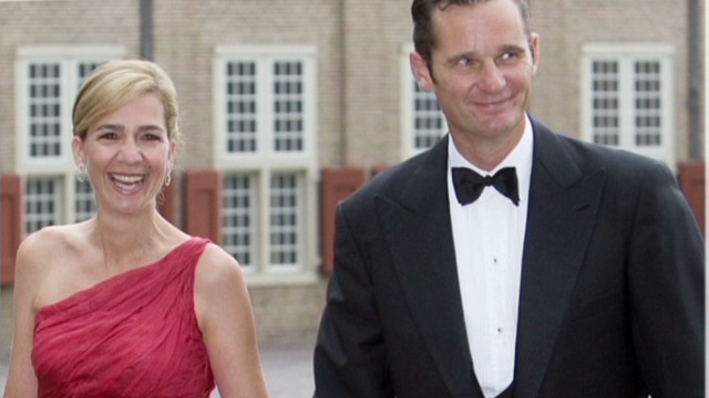 Spanish royals embroiled in scandal