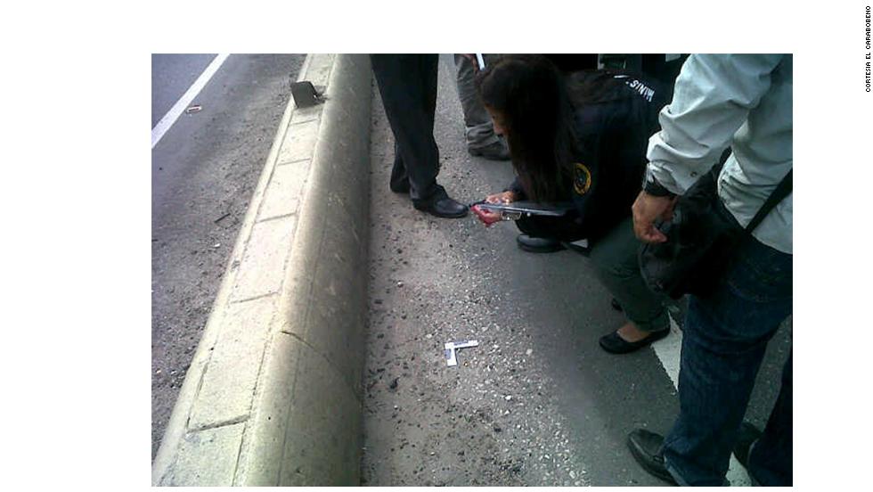 """""""Actuaron con saña, los masacraron. Fue una masacre"""", dijo Maduro."""
