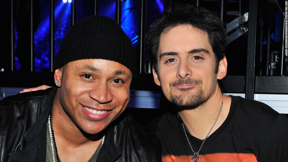 "Actor LL Cool J and musician Brad Paisley collaborated on the song ""Accidental Racist"" that was largely panned by critics for being too simplistic in how it discussed American racial history."
