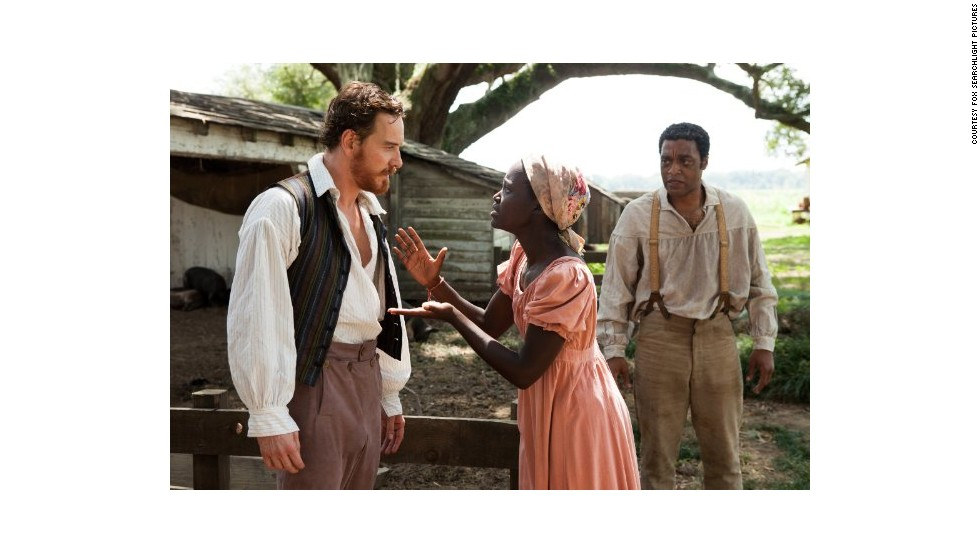 "CNN readers voted ""12 Years A Slave"" to win best picture of the year, with ""American Hustle"" being the second-most popular choice."
