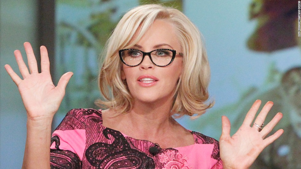 """On January 5, Jenny McCarthy took to Twitter to ask fans: <a href=""""https://twitter.com/JennyMcCarthy/status/419978424116330496"""" target=""""_blank"""">""""Hair cut. Should I go short? short short or short short short?""""</a> She debuted the """"short short"""" look on """"The View,"""" explaining: """"I was so tired of the extensions. I just want to feel a little bit more authentic this year, more real."""""""