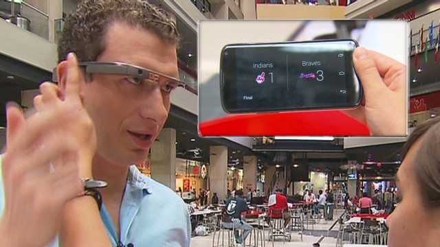 Google Glass and kids' safety