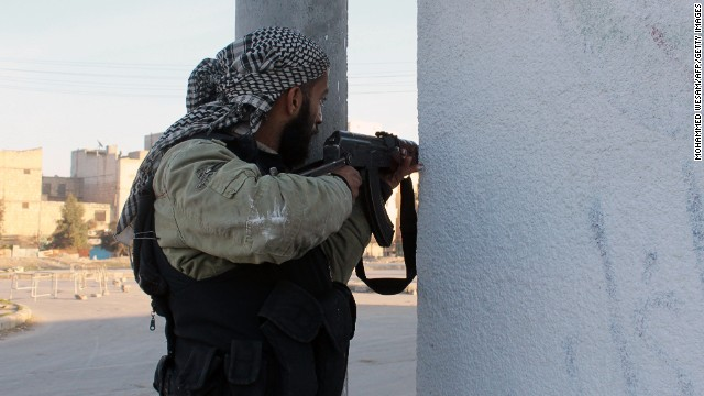Syrian rebel factions continue infighting