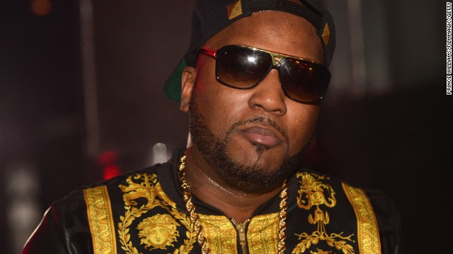 Young Jeezy attends The First Party of the Year at Reign Nightclub on January 1, 2014 in Atlanta, Georgia.