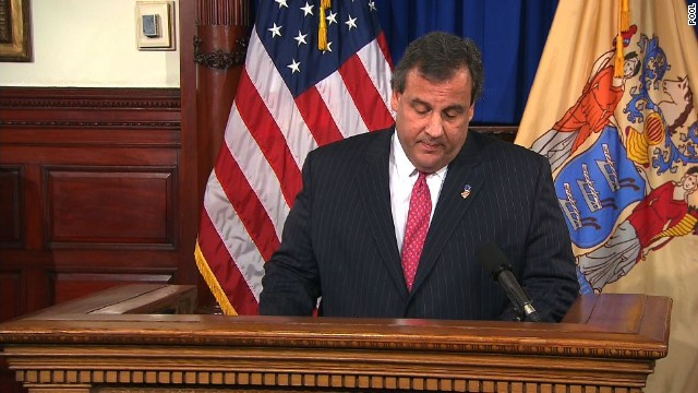 Chris Christie apologizes for Fort Lee Traffic