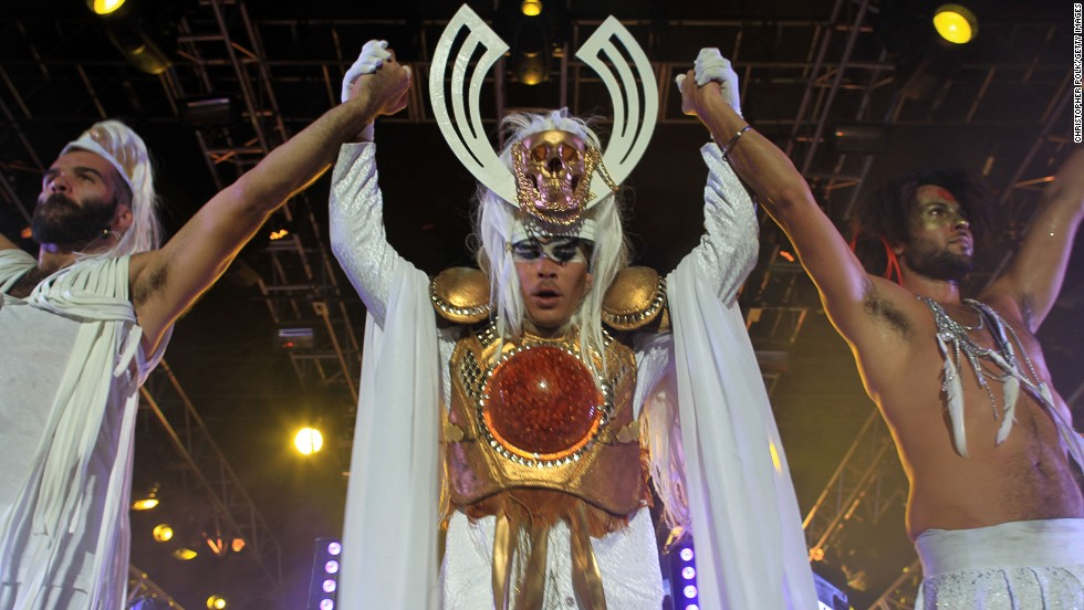 <strong>Empire of the Sun: Performing April 12 and <strong></strong>19</strong>