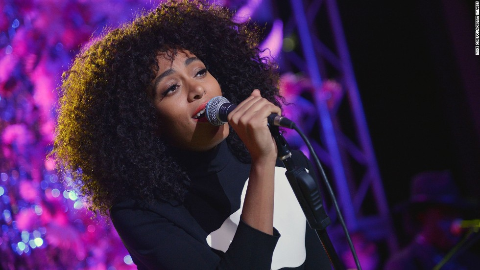 <strong>Solange: Performing April 12 and <strong></strong>19</strong>