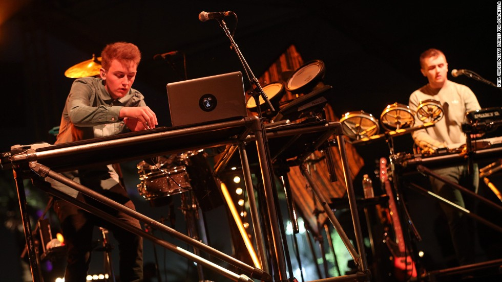 <strong>Disclosure: Performing April 13 and <strong></strong>20</strong>