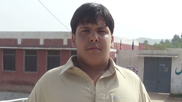 Journalist: Aitazaz's bravery gives hope