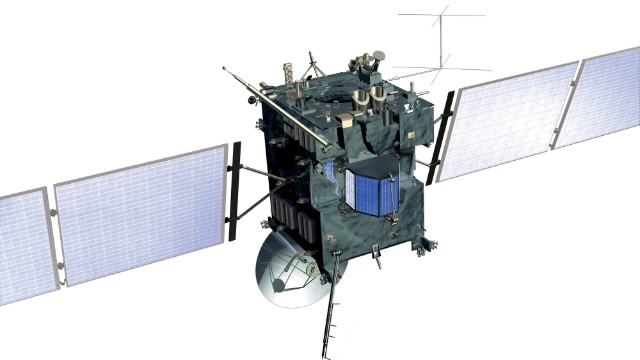 Rosetta and the Philae Lander: A love affair 300 million miles away