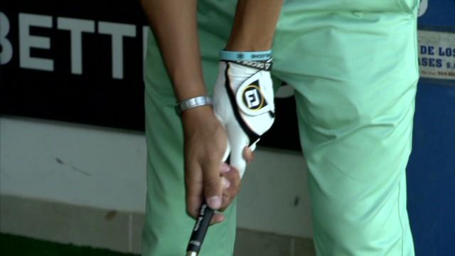 Argentina's next elite golfers