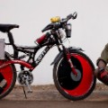 Bicycle Portraits Gabriel Moloi