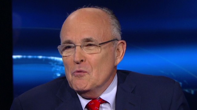 Giuliani: Dumb political prank backfired