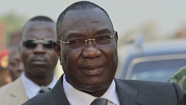 Central African Republic president quits