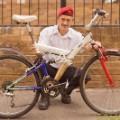 Bicycle Portraits Deon Hattingh