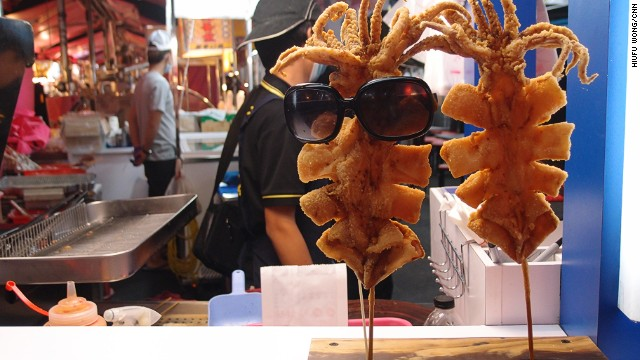Taiwan's 300-plus night markets await your midnight cravings.