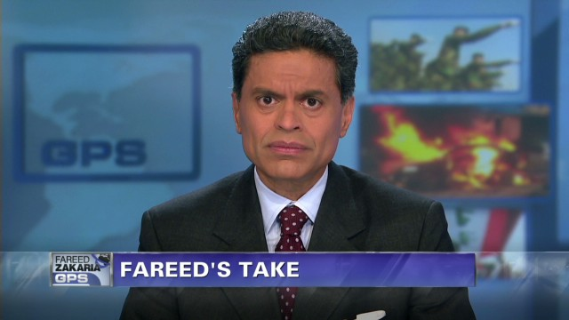Fareed's Take: Why is Iraq so violent?
