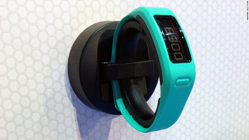 "GPS company Garmin has its own activity tracking wrist-wear. The <a href=""http://sites.garmin.com/vivo/"" target=""_blank"">Vivofit</a> ($130-$170) suggests daily goals and can be paired with a separate heart-rate monitor."