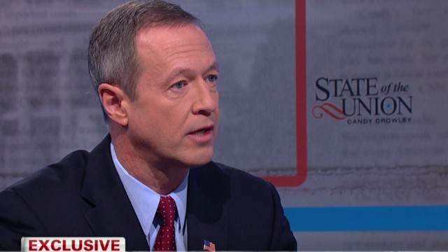 O'Malley: Extend unemployment benefits