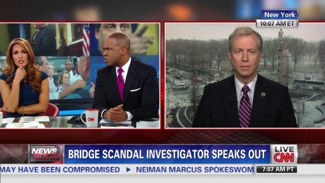 Bridge scandal investigator speaks out